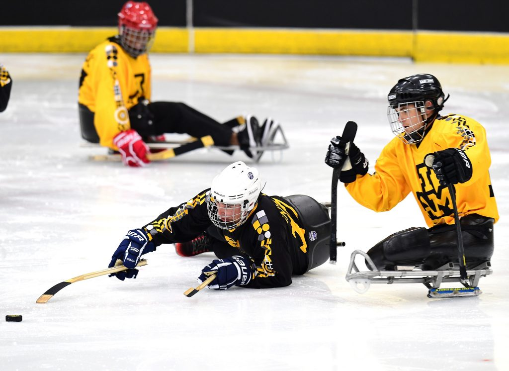 World Para Ice Hockey is attempting to stage a qualifier in Beijing 2022