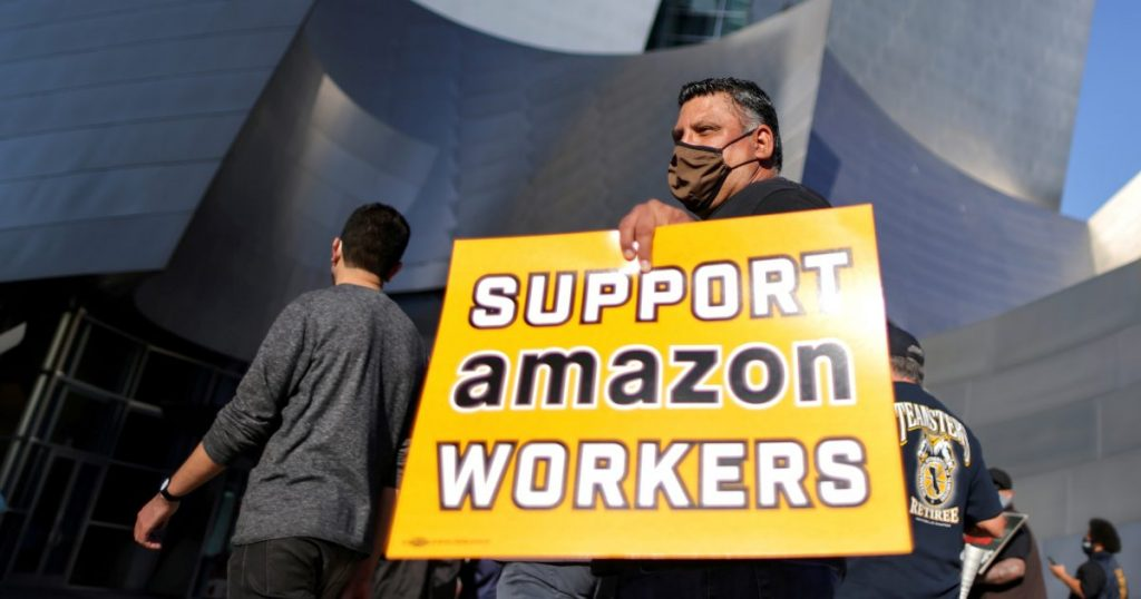 Trade unions will not be formed in the American Amazon.  Opponents won |  When voting in stocks at Aeroslas Alabama