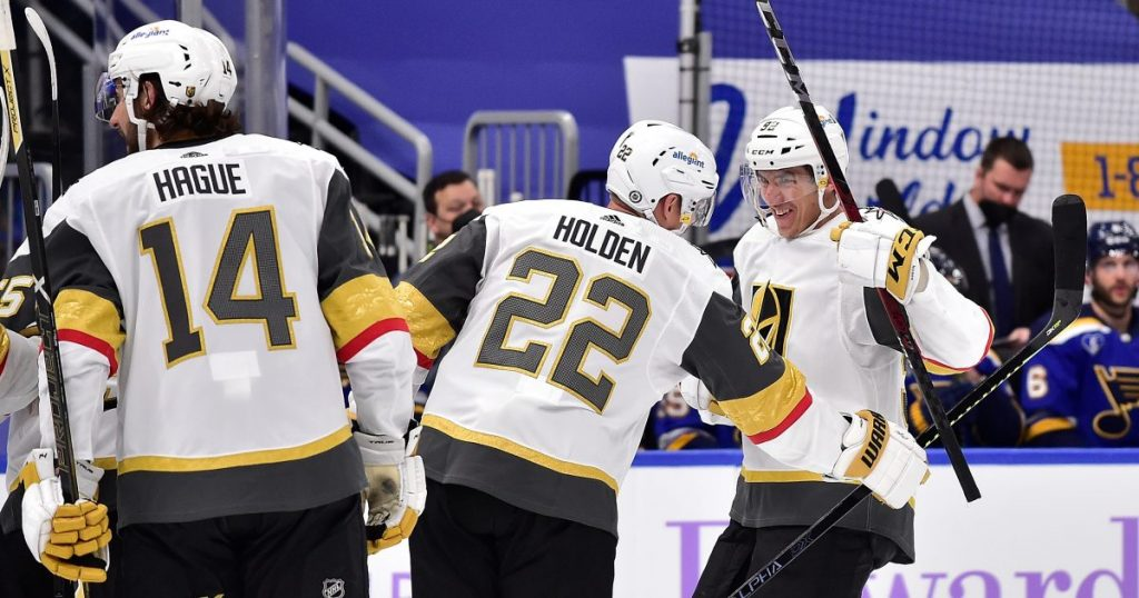 Nosek contributed the match's first goal in the Golden Knights' victory over the Blues.  Pastrňák enlisted help for the NHL    Aeroslas