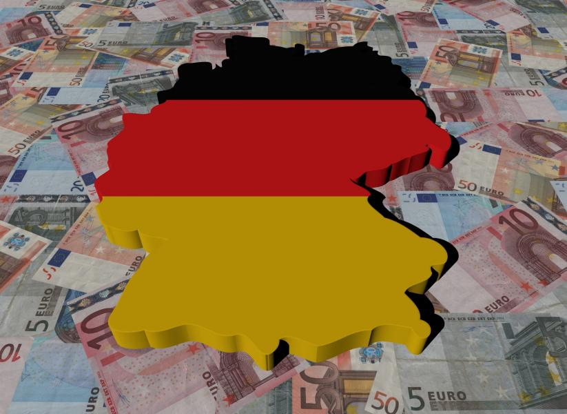 Germany will see a record budget deficit of 240 billion euros this year
