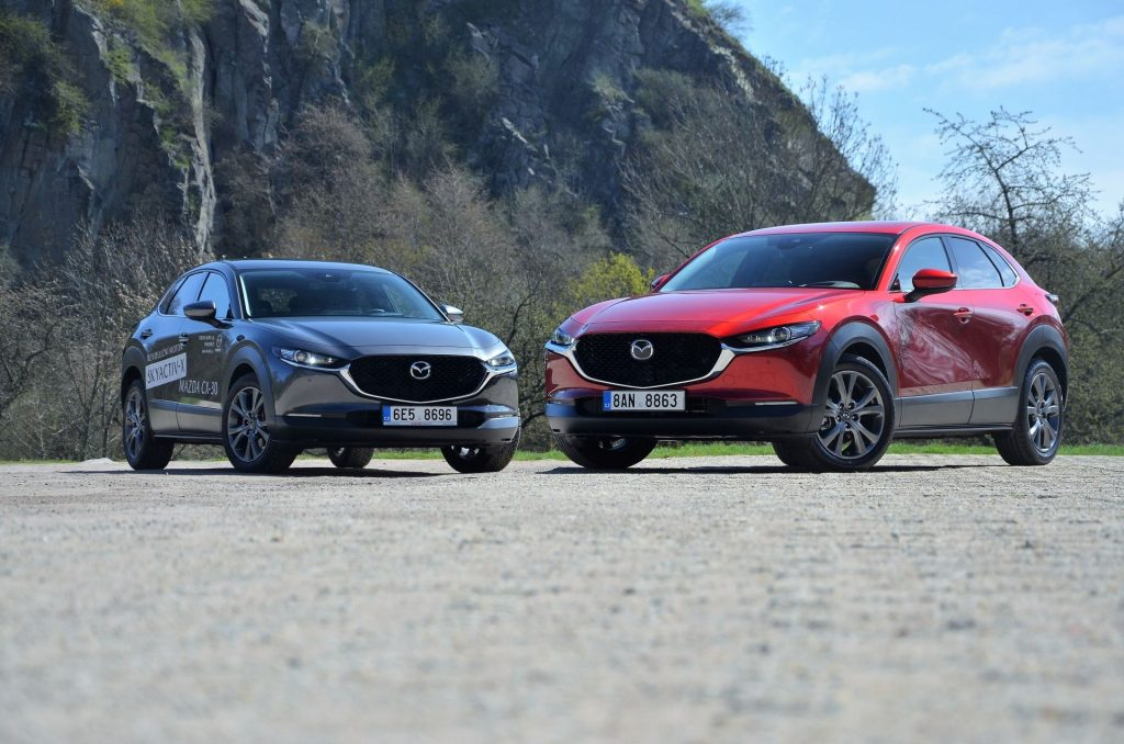 Comparison: Mazda has updated its unique diesel to petrol.  Is it really a difference?