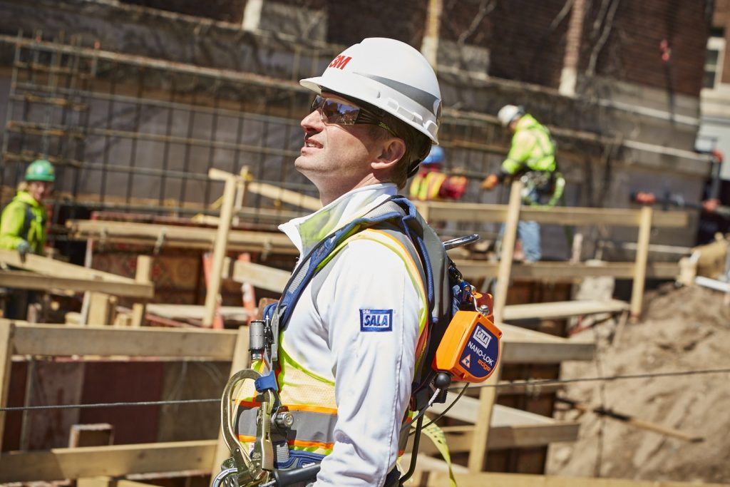 Safety and health at work can save lives.  What are you thinking and how do you reduce risk?