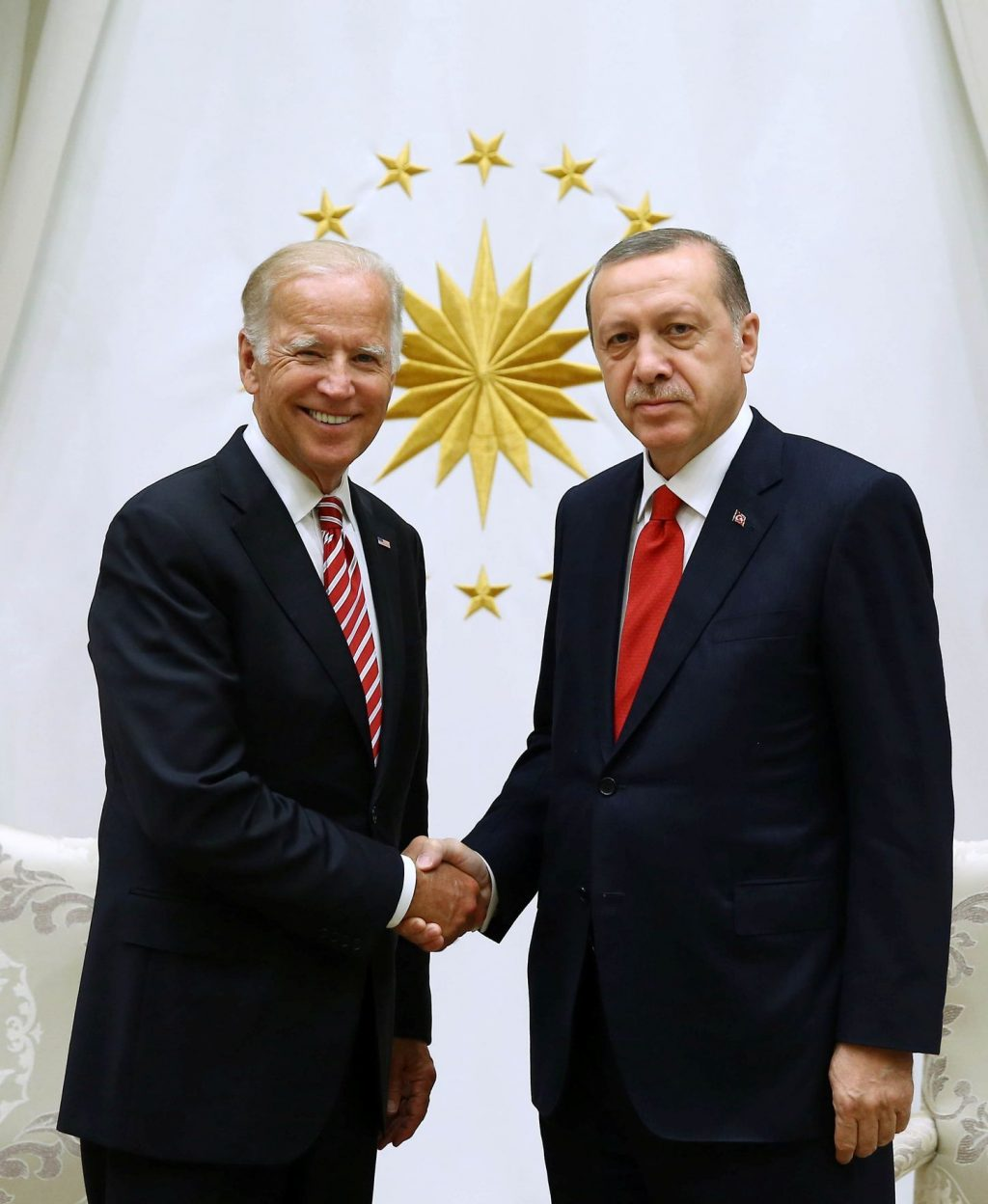 Biden officially recognized the Armenian Genocide during the Ottoman Empire, and Turkey denies this