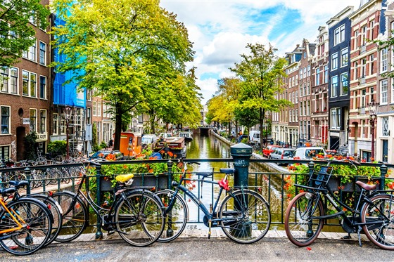 Amsterdam you are ur