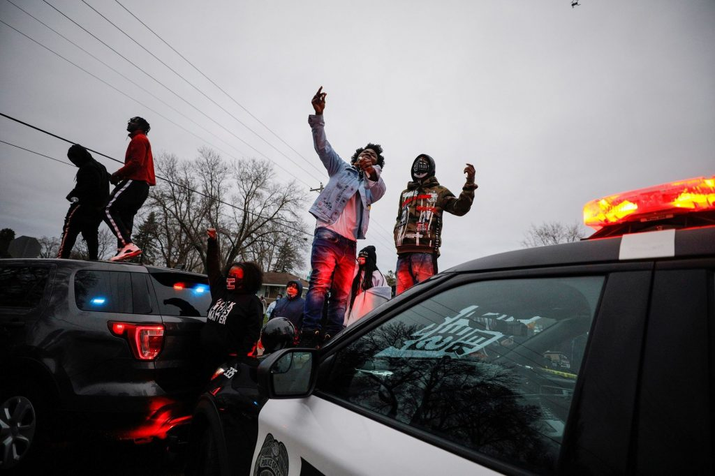 New riots in Minneapolis.  Another black man died after police intervened