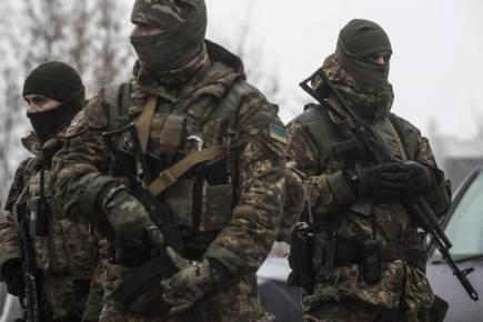 The commander of the Ukrainian army rejected an attack on Donbass