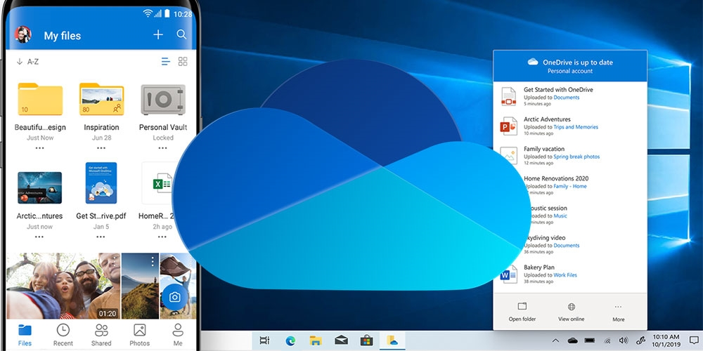 finally.  Microsoft releases a 64-bit version of OneDrive for Windows after 14 years - Živě.cz