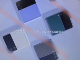 Is this the new Samsung Galaxy Z Flip 3?
