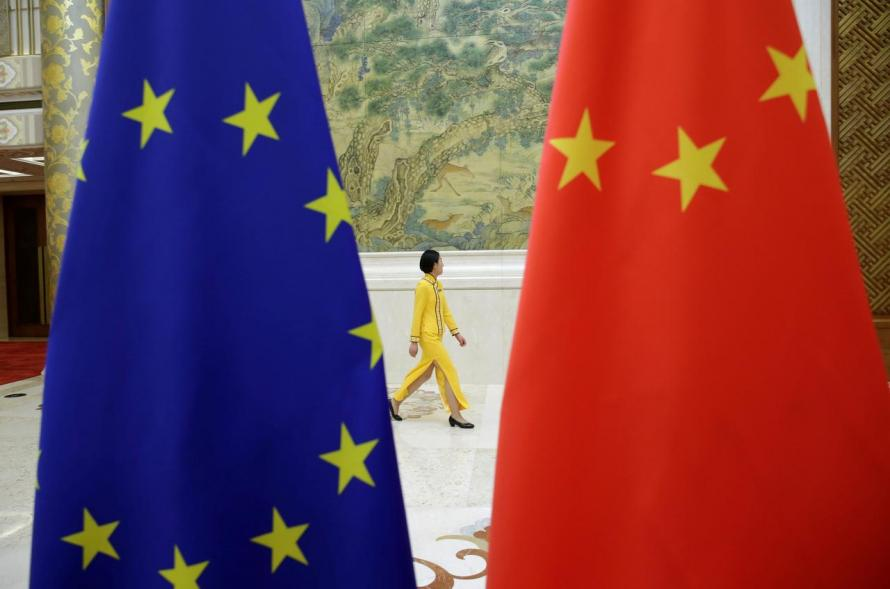 The European Union wants to reduce its dependence on imports of strategic products from China and other countries