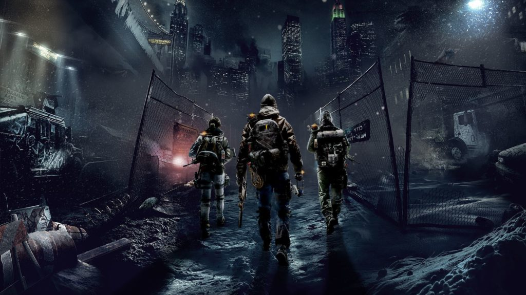 Free-to-play Ubisoft oznámil The Division: Heartland game