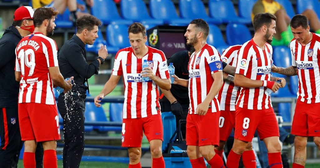 A dramatic end to the Spanish League: Atletico is closest to the title and a major battle awaits him with Barcelona    Aeroslas