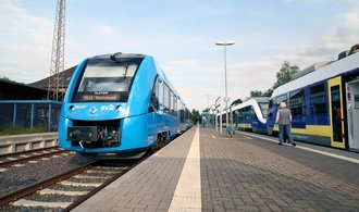Within a year, German hydrogen-powered trains will carry passengers