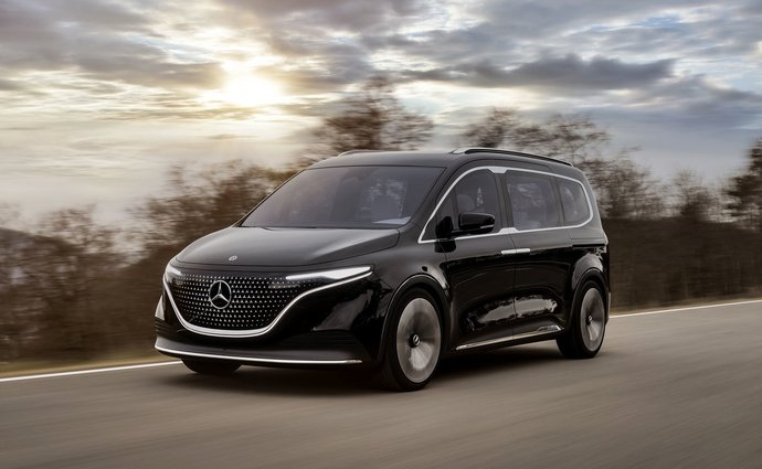 The EQT concept attracts a new, personalized delivery.  The successor to the Citan will arrive in several versions