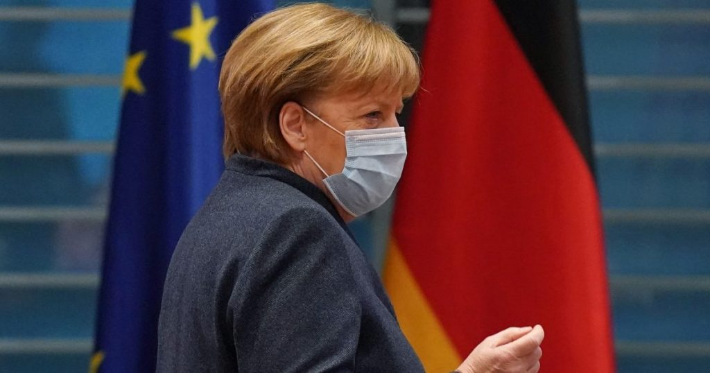 Germany provided benefits for the vaccinated and treated virus.  But according to the half of the people, the concessions soon came Aeroslas