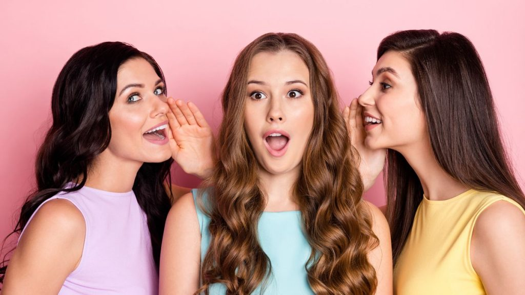Biggest gossip according to your sign: who is slandered?