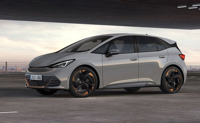 Cupra Born is official: the electric hot hatch is up to 170 kW.  It differs from ID.3 in many ways