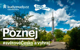 Meet the #WorldCzech Republic and enter the competition with Europe2