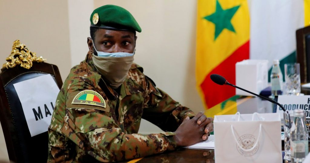 France is considering withdrawing troops from Mali.  Macron regrets Goita's second military coup in less than a year iROZHLAS