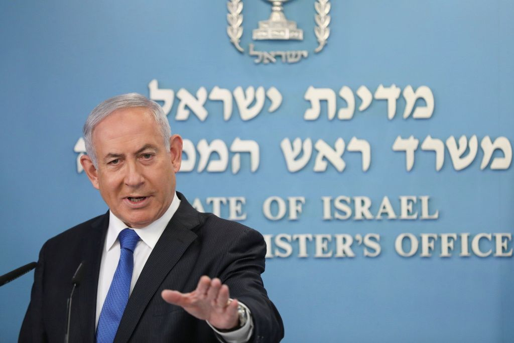 A major party in Israel will support the proposal to form a government without Netanyahu