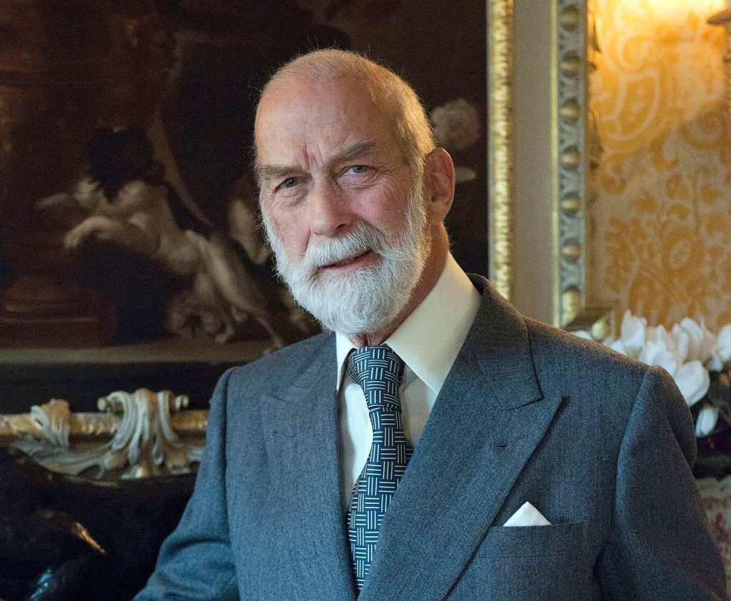 Al-Jazeera media reported that Britain's Prince Michael is providing connections in the Kremlin