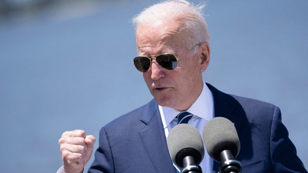 Biden revealed the conditions under which he will meet Kim