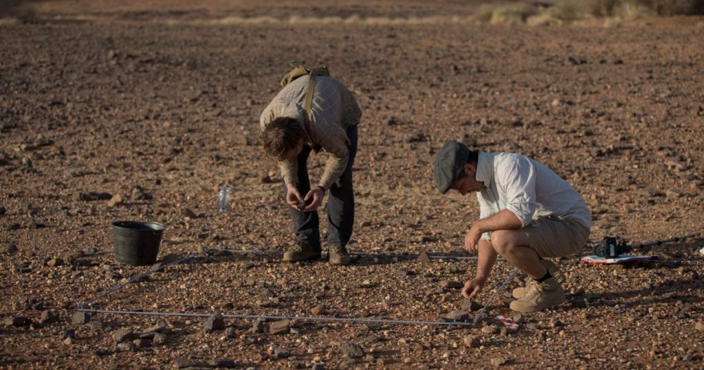Life on the Frontiers: The first season of research by archaeologists in the arid Shakdood region of Sudan and the next book, Astrobiology, Life Beyond Us
