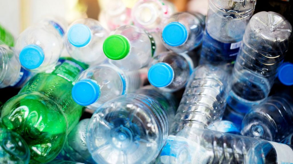 More than half of the plastic packaging that twenty companies spend