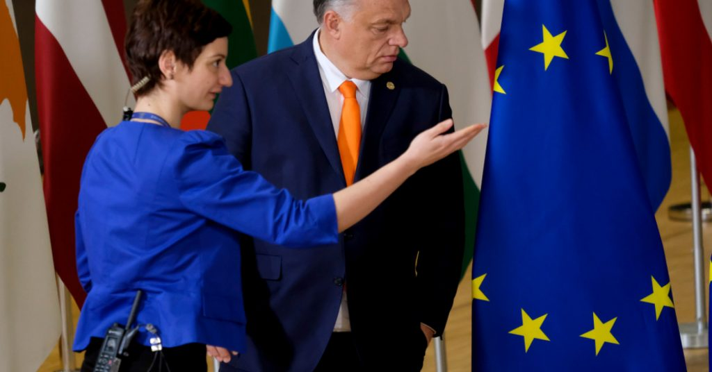 """Orbán began in Laschet: """"We also have the right to defend our convictions."""""""