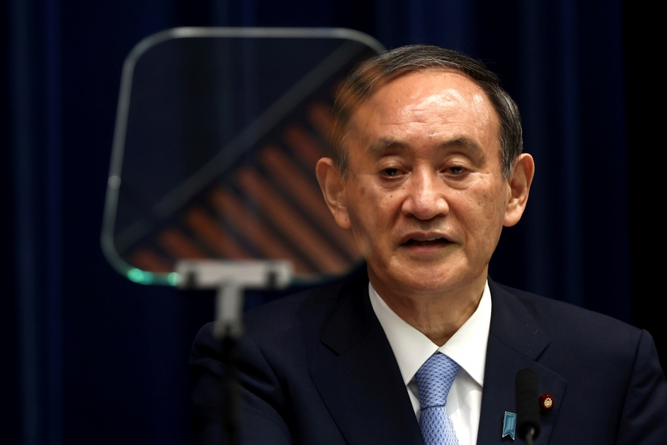 The Japanese prime minister wants at least the domestic fans of the Olympic Games - Czech TV - Czech TV