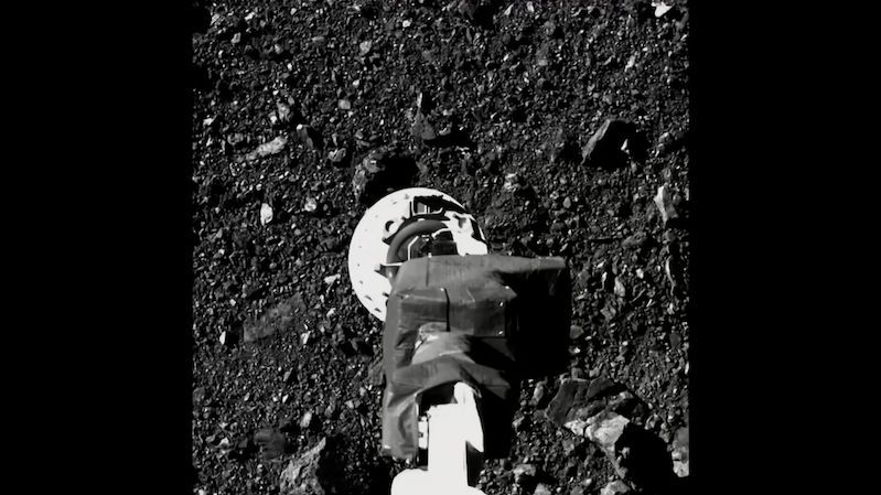 The Osiris Rex spacecraft is transporting samples from the asteroid Bennu back to Earth