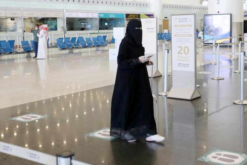 The Saudis are packing their suitcases and getting ready to start the bump