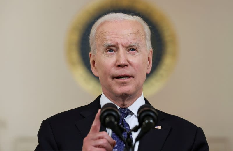 The UK refuses to support Biden's push for a minimum corporate tax