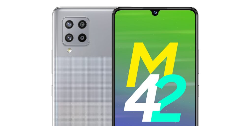 "The first ""emko"" supports 5G networks.  Samsung Galaxy M42 company introduces - SamsungMania.cz"