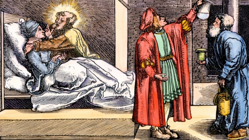 The incidence of cancer in the Middle Ages was ten times higher than previously thought