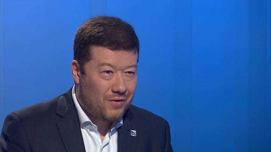 The main mistake, Okamura says, is to give Arenberger a minister.  It is said that he was vaccinated - T24 - Czech television
