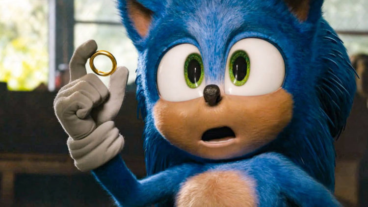 The storyline of the second Sonic movie has survived