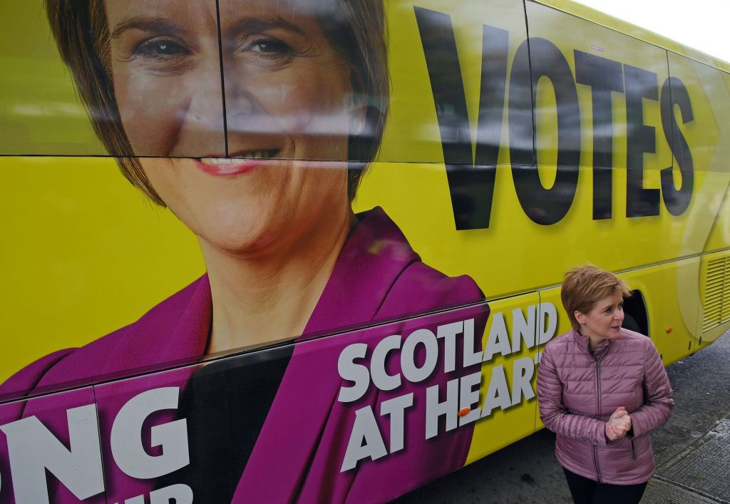 The struggle for Scottish independence goes to the next round