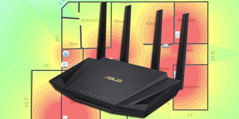 Three tips on how to click on the Wi-Fi signal in your home and office - Živě.cz