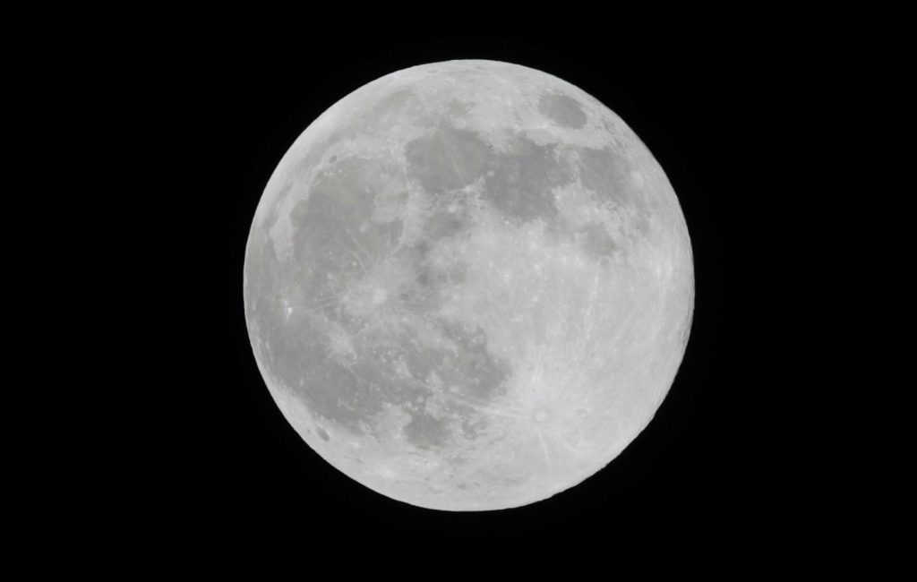 Tonight will be a super moon, it will be the biggest this year.  It is best seen at four in the morning