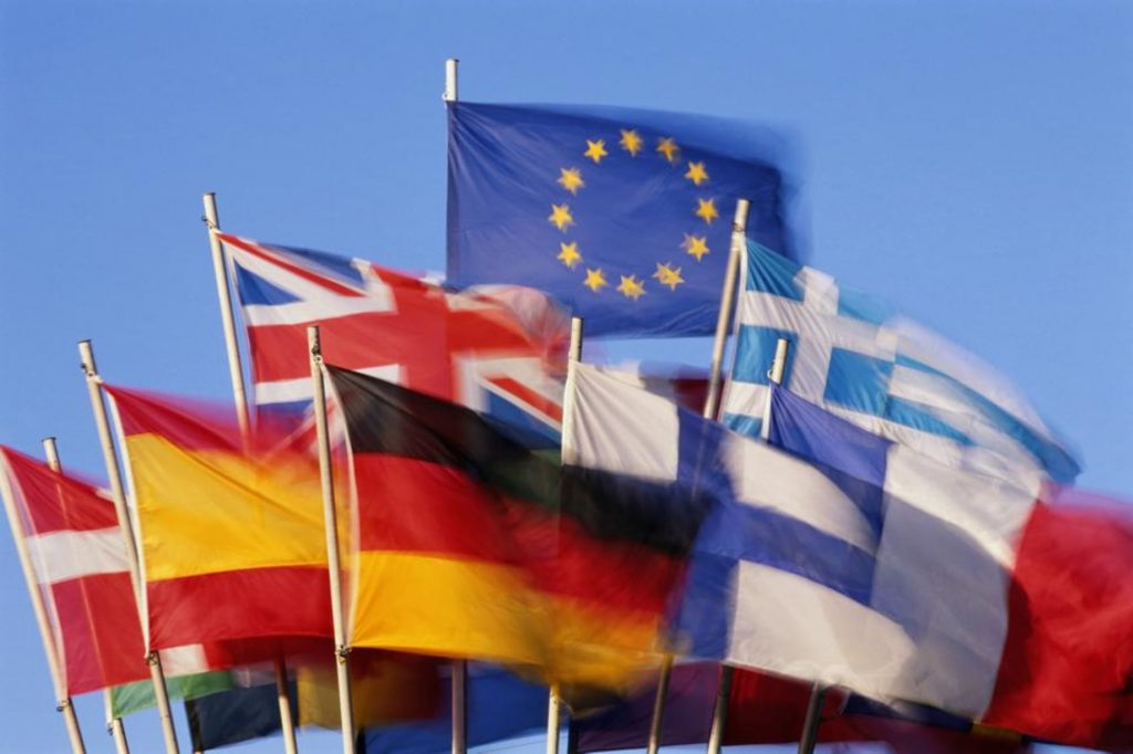 Without restrictions from Britain and the United States.  The European Union to publish the 'Green List' today