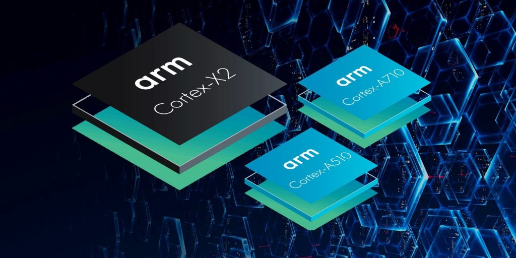 You'll find this in cell phones and computers next year.  Arm showed more powerful processors and graphics - Živě.cz