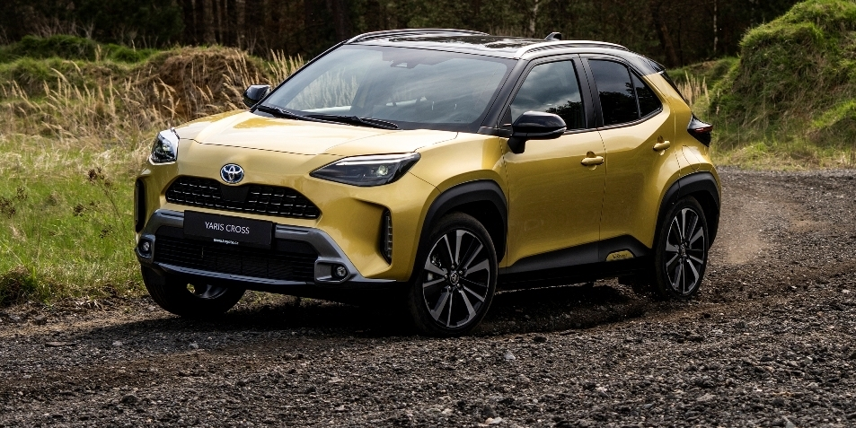 Toyota Yaris Cross does not play on SUVs.  We have already sat down and know the Czech awards - AutoRevue.cz