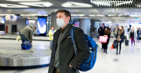 Covid Passport doesn't solve everything.  You can also end up in quarantine with him
