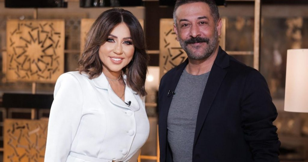 Abdel Moneim Amayri: May Al-Aidan may have become famous after I mentioned my name.. Tim Hassan and Basil Khayat know my value in acting with them