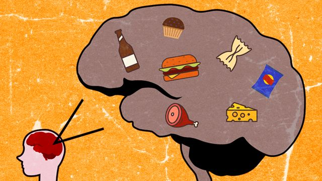 He usually advertises heavily on ultra-processed foods, which make their consumption ingrained in our brains.