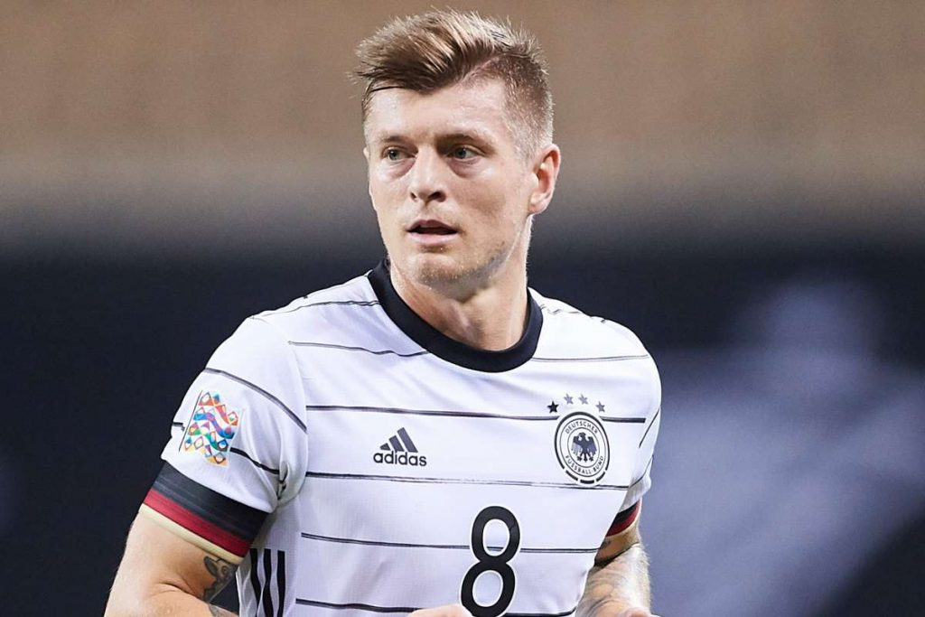 A shocking decision by Real Madrid player and Germany national team Toni Kroos - Sports - Arab and international