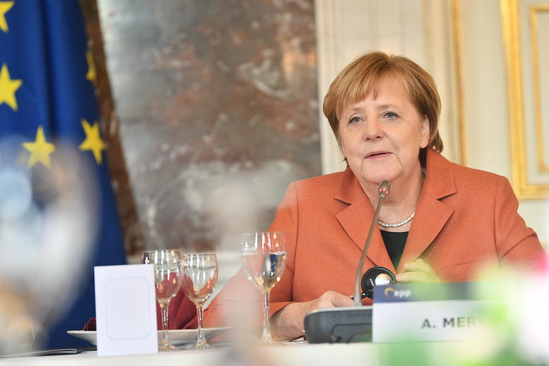 According to Merkel, the current climate measures are not enough and we are in debt