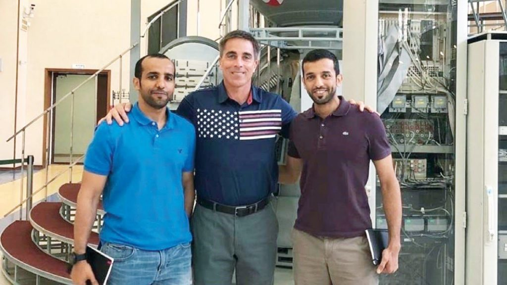 """Al-Mansoori and Al-Niyadi will get the status of """"operator"""" at the International Space Station """"soon"""" – localities – other"""