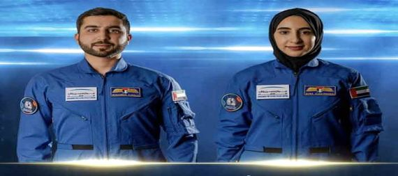 An Emirati team achieves the dream 36 years after the first Arab space flight