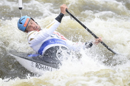 Boatman Rohan wins the World Championships in Troy for the first time in his career